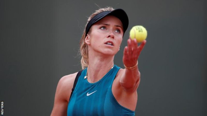 Fourth seed Elina Svitolina knocked out in third round of French Open 2018
