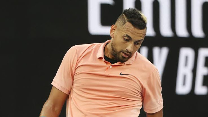 """""""This version of me wasn't built overnight"""" – Nick Kyrgios"""