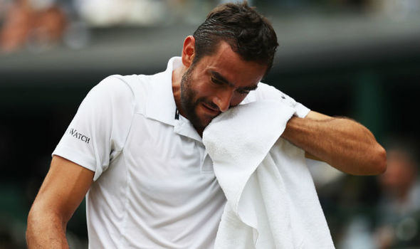 Marin Cilic reveals why he CRIED against Roger Federer at Wimbledon