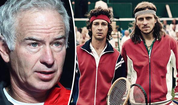 Borg Vs McEnroe: John McEnroe SLAMS movie - 'I don't think it's good'