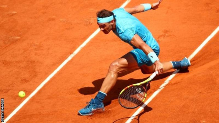 Rafael Nadal & Juan Martin del Potro reach semi-finals of French Open 2018
