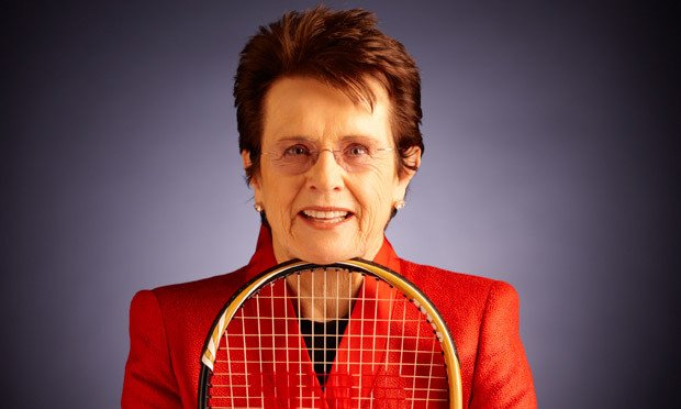Billie Jean King's early epiphany led to social activism