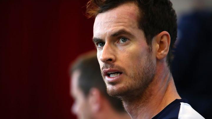 Andy Murray and Marcus Rashford talk tennis, football and attitudes