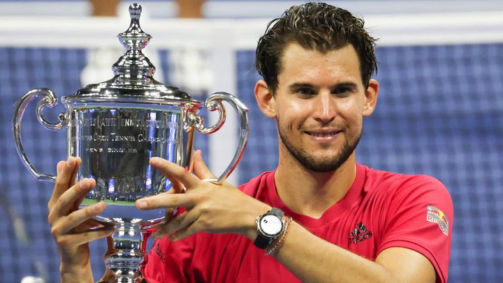 Dominic Thiem defeats Alexander Zverev in epic men's final