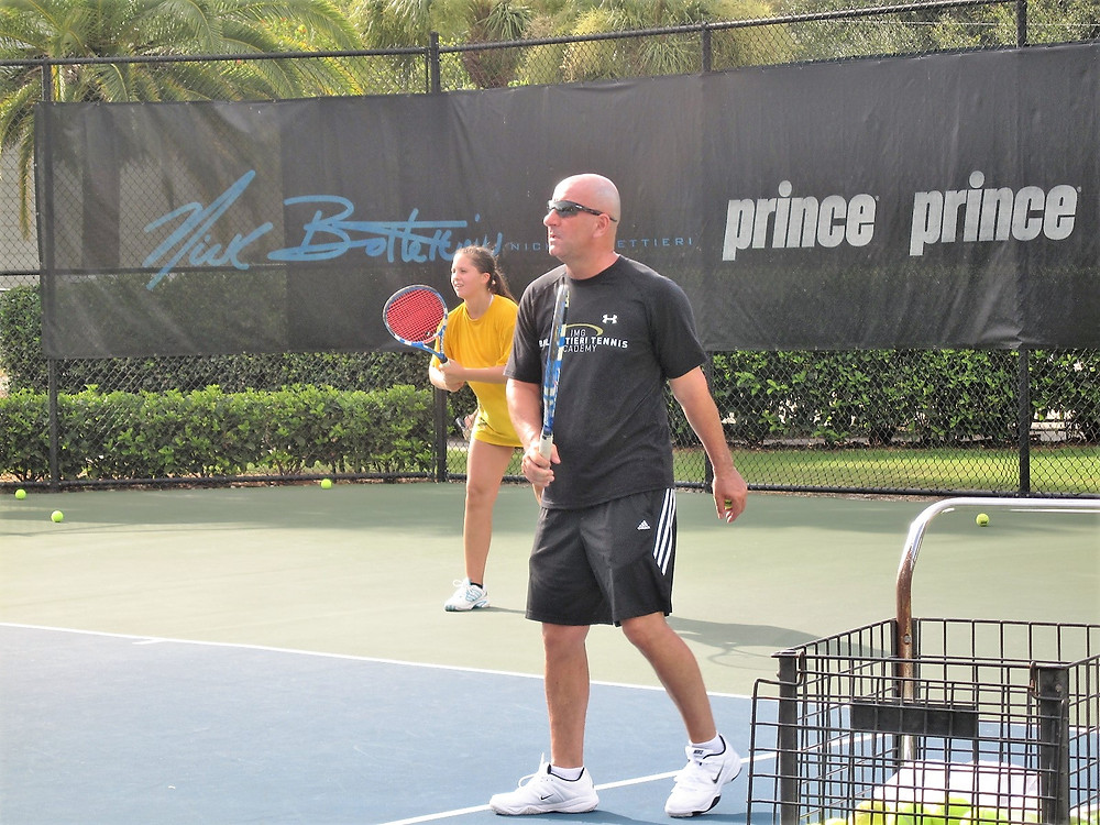 Reno Manne on court coaching