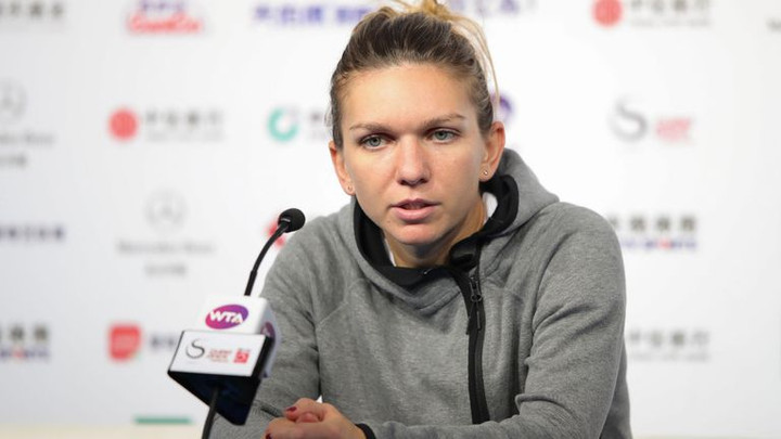 China Open: World number one Simona Halep retires due to injury