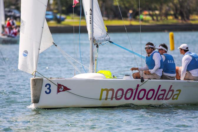 Sailing Challenge, Mooloolaba