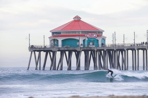 Huntington Beach Pier - California - USA