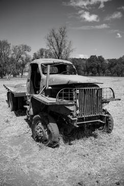 Old Car, El Questro, Gibb River Road