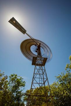 Windmill, Pine Creek - NT
