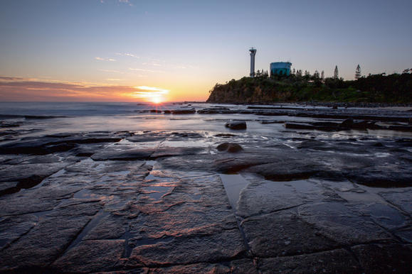Point Cartwright Lighthouse, Sunshine Coast