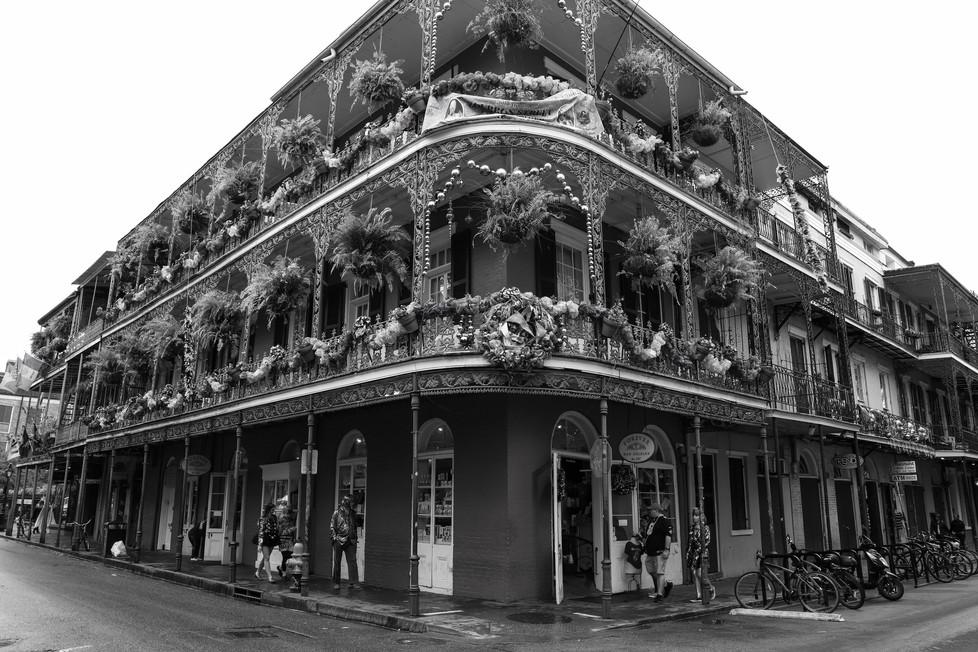 Buildings New Orleans, Louisiana - USA -
