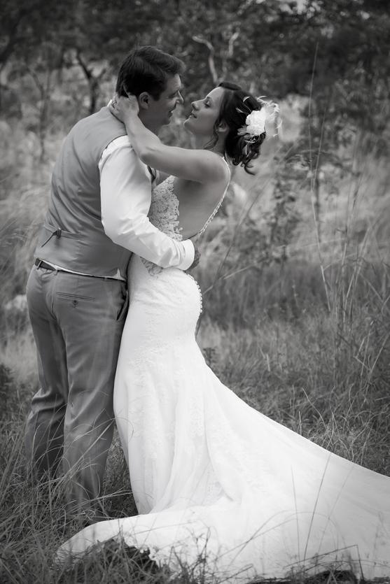 Wedding, Rhett & Marie - April 2018