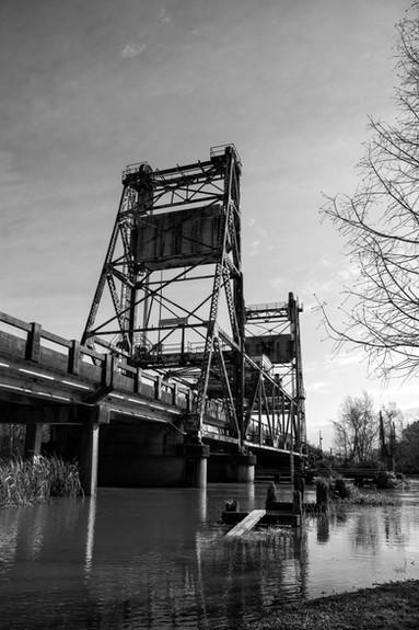 West Pearl Bridge, Louisiana - USA