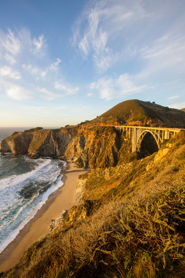 Bixby Bridge - Big Sur, California - USA