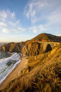 Bixby Bridge - Big Sur, California - USA