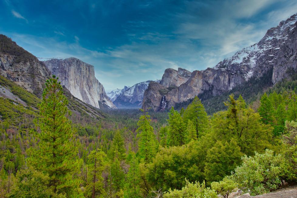 Yosemite Valley - Yosemite National Park, California - USA