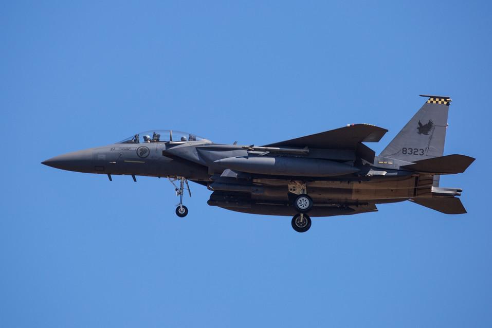 Jet F15 - Darwin War Games - NT
