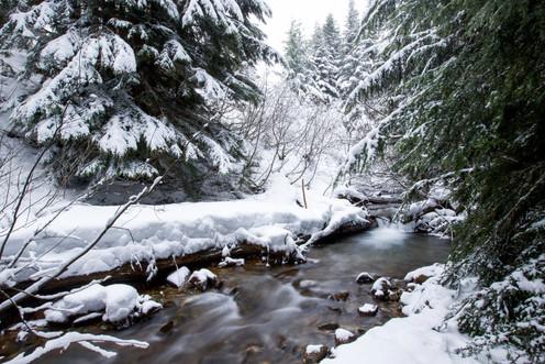 Crystal Mountain - Mt Rainier, Washington State - USA