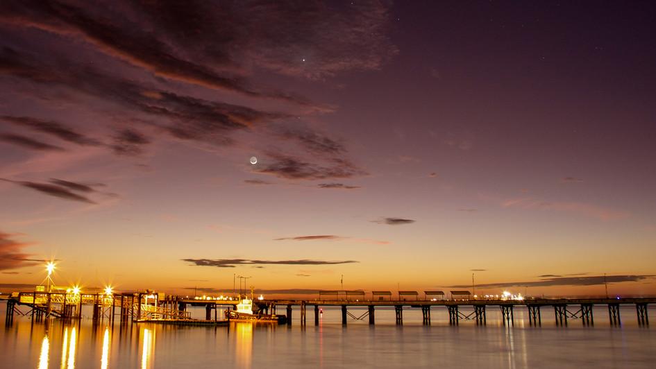 Stokes Hill Wharf, Darwin - NT