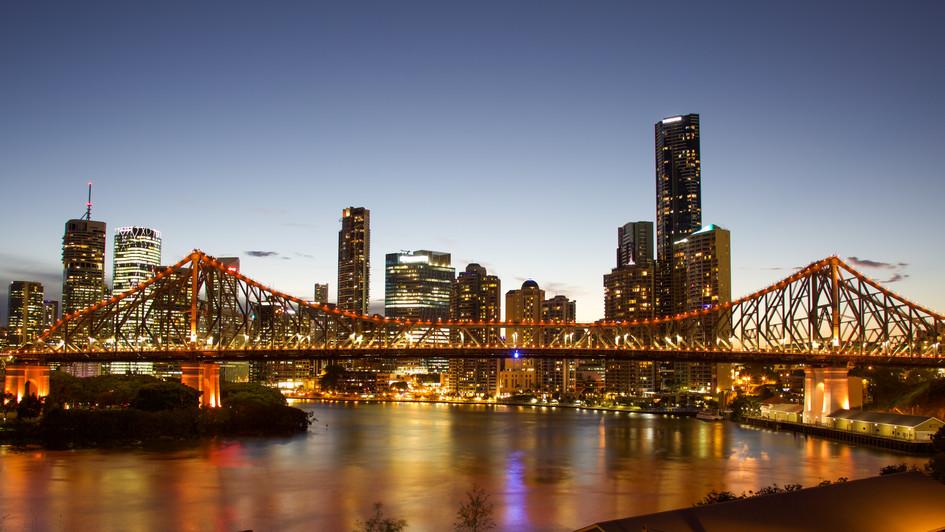 Storey Bridge, Brisbane - QLD
