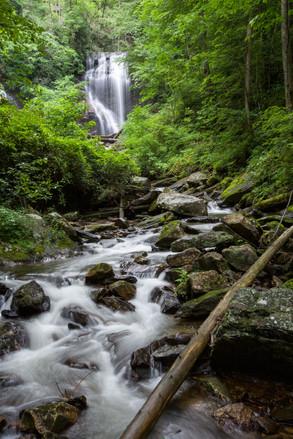 Anna Ruby Falls - Helen, Georgia - USA