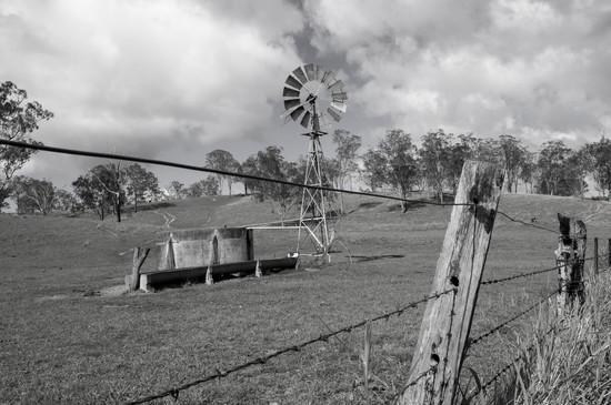 Windmill and Land at Kilcoy, QLD