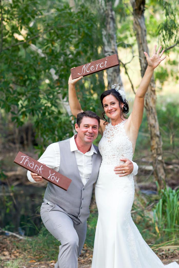 Wedding - Rhett & Marie - April 2018