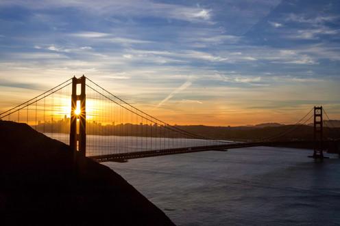 Golden Gate Bridge, San Francisco - USA
