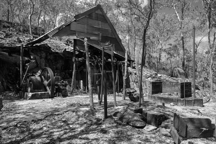 Bamboo Creek Tin Mine, Darwin - NT