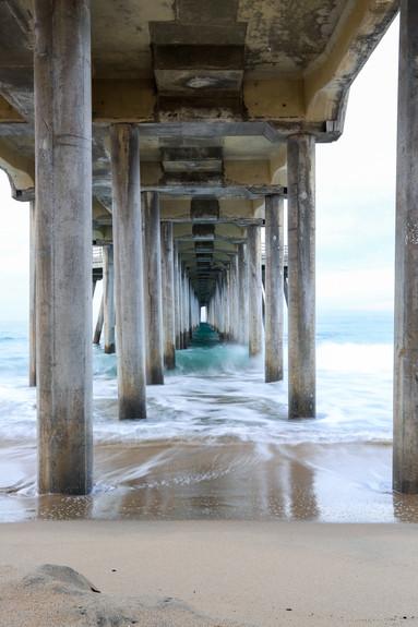 Huntington Beach Pier, California - USA