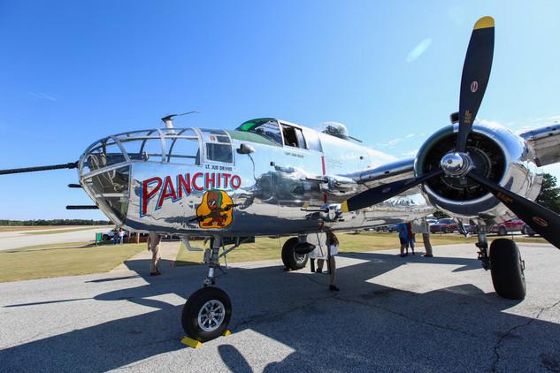 """""""Panchito"""" B25 Mitchell Bomber, Atlanta - USA"""