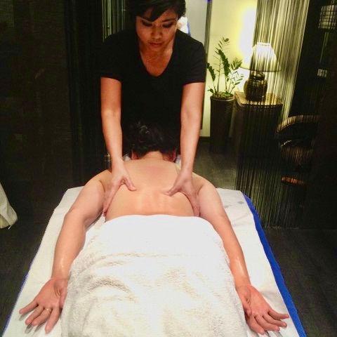 Massage aux huiles relaxant 60 min