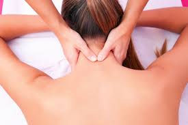 Massage Tête-Épaule-Dos