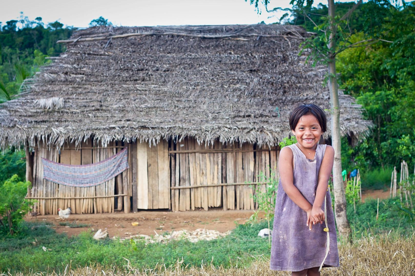 Guate girl