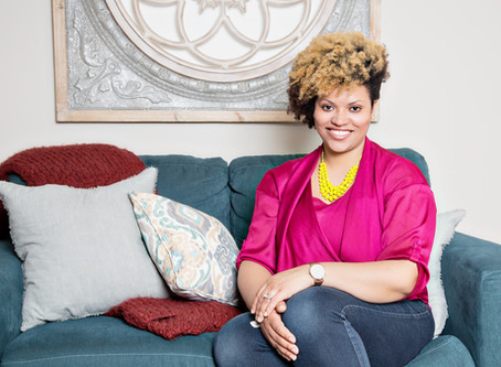 Activating Faith to Live Your Dreams: Meet Sabine Hayes of Georgette Marise Interiors