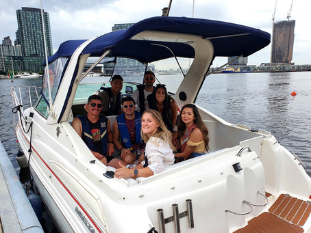 Self-Drive Boat Hire Melbourne