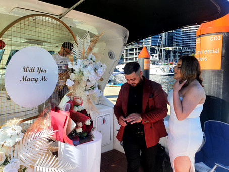 Tie the Knot! Surprise Marriage Proposal Voodoo Cruise