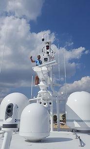 Whittaker Marine - Gayle Force Yacht