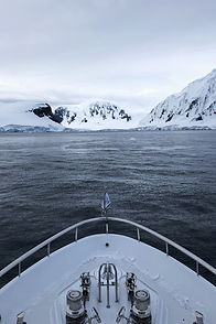 Gayle Force -Whittaker Marine - Antarctica
