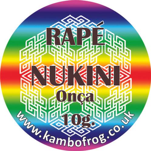 Rapé Nukini – Onça