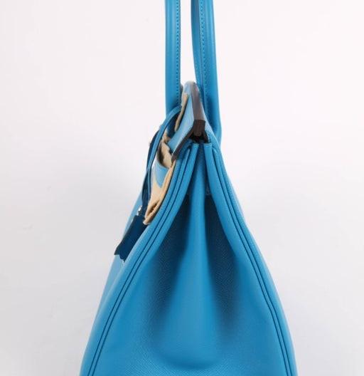 Birkin 35 blue Zanzibar epsom SIDE.jpg