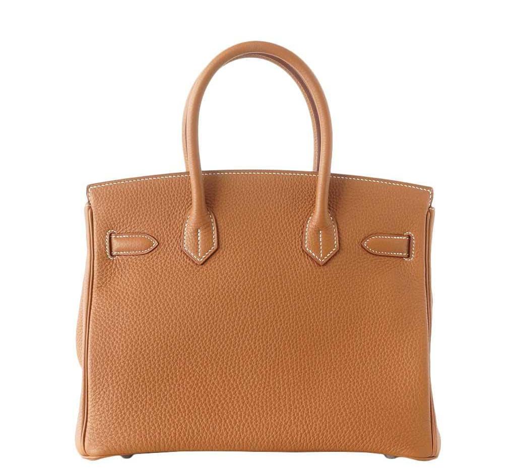 Birkin 30 Gold PHW Togo leather.jpg