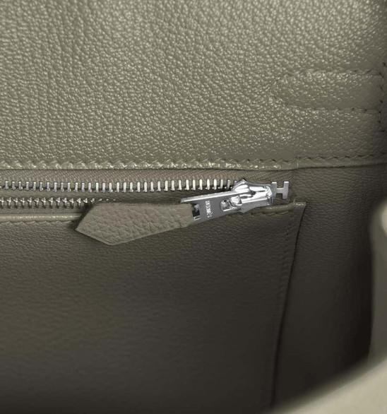 Birkin 30 Vert Maquis togo phw zipper.jp