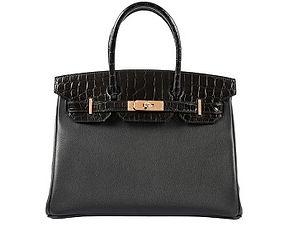 Hermès_Birkin_25_Limited_Edition_Noir_(