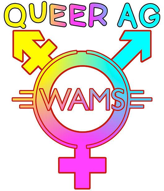 Das Logo unserer Queer AG.