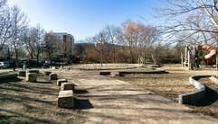 WAMS Spielplatz mit Kletterspinne  (Mozart-Schule)