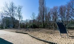 Spielplatz der WAMS (Mozart-Schule)
