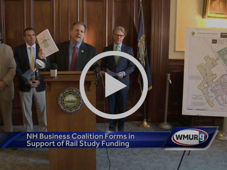 ICYMI: Governor Sununu dumps rail again with New Hampshire no longer in the running for Amazon HQ2