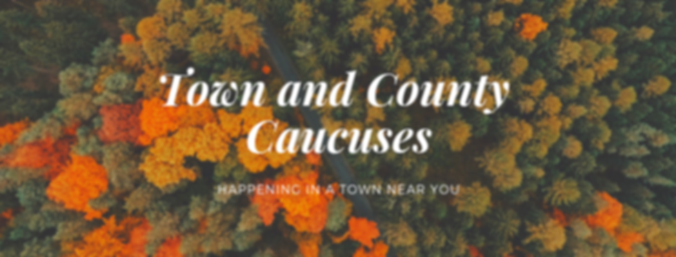 Town and County Cucuses